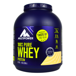 Multipower 100% Pure Whey Protein 2000 g