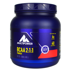 Multipower BCAA 2:1:1 400 g