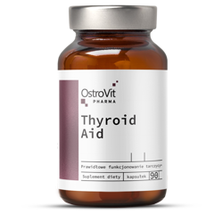 OstroVit Pharma Thyroid Aid 90 kapsułek